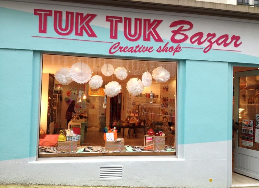 Boutique Tuk Tuk Bazar