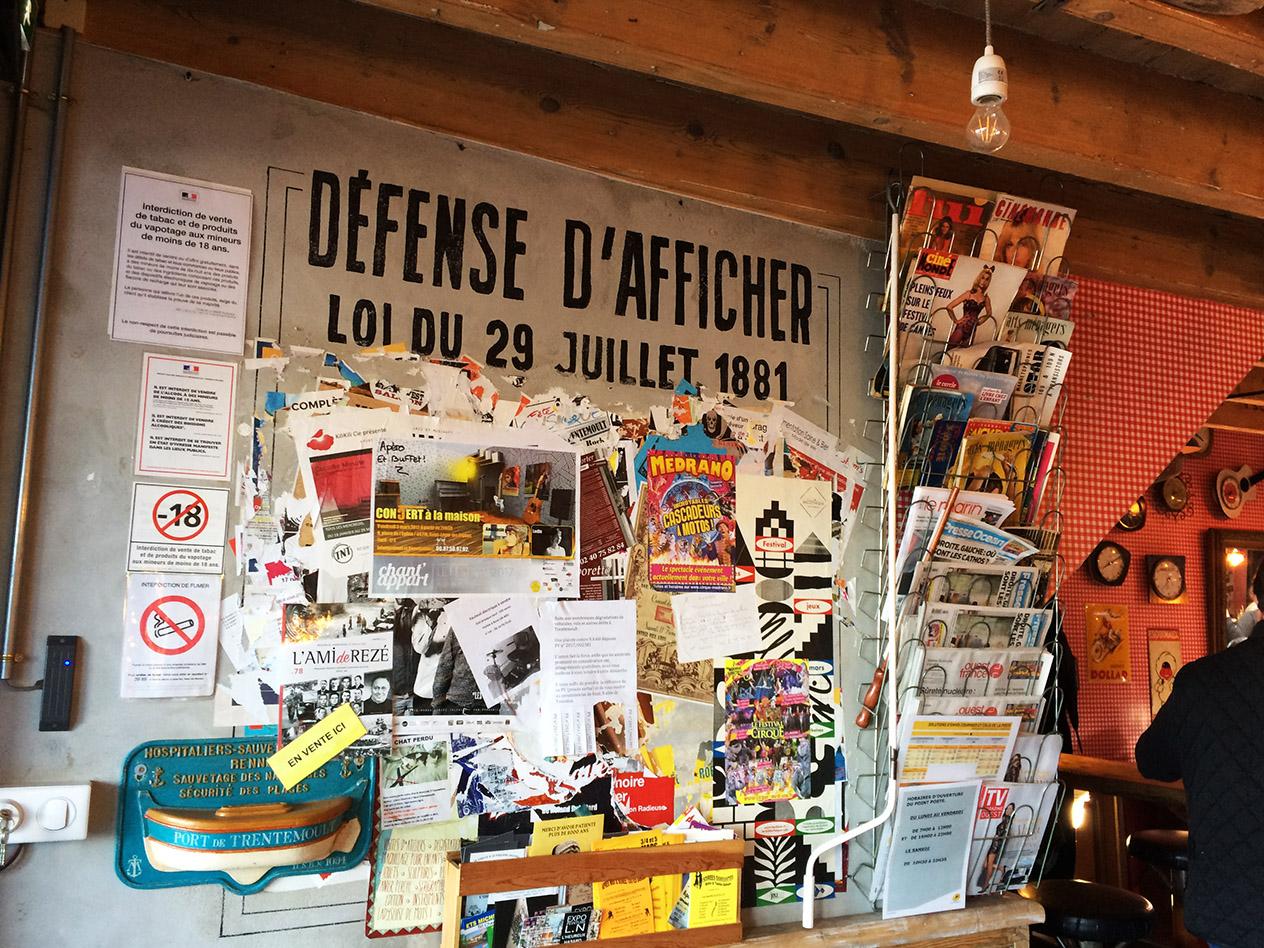 Cafe Restaurant Du Port